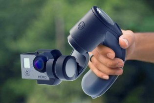 "Stabilize Your GoPro With the Aetho ""Aeon"" Gimbal"