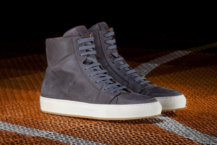 """GREATS Royale Court High """"Graphite and Honey Wheat"""" Pack"""