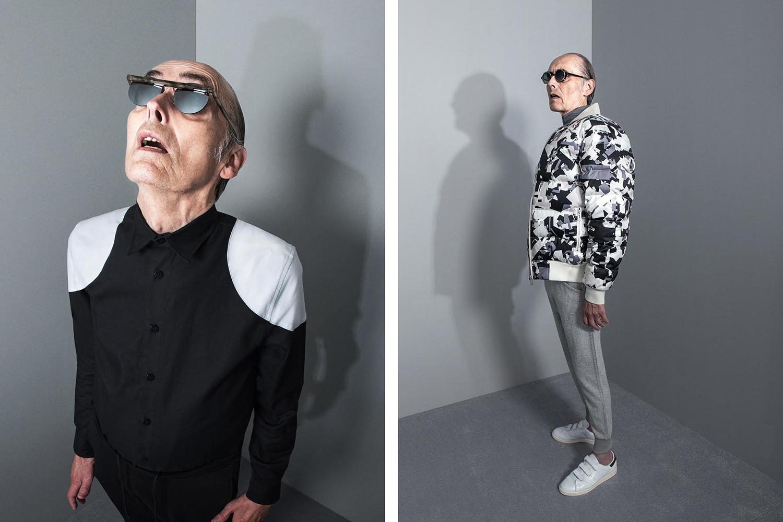 Han Kjobenhavn Elderly Models