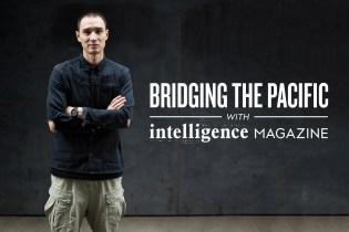 HAVEN's Arthur Chmielewski on Bridging the Pacific With 'intelligence' Magazine