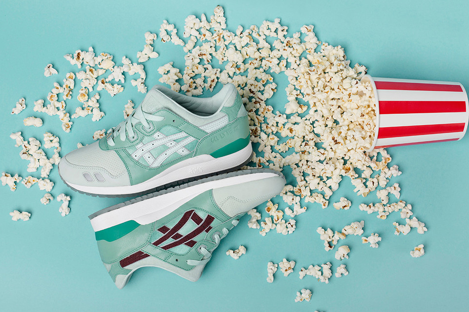 """Highs and Lows x ASICS GEL-Lyte III """"Silver Screen"""""""
