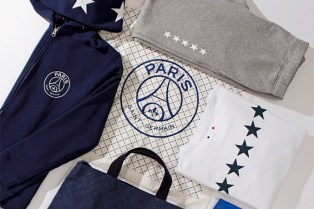 Hirofumi Kiyonaga x Paris Saint-German 2015 Fall/Winter Capsule Collection