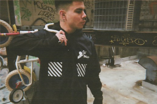 "OFF-WHITE x Heron Preston x Asspizza x Spaghetti Boys ""Horror Disco"" Capsule Collection"