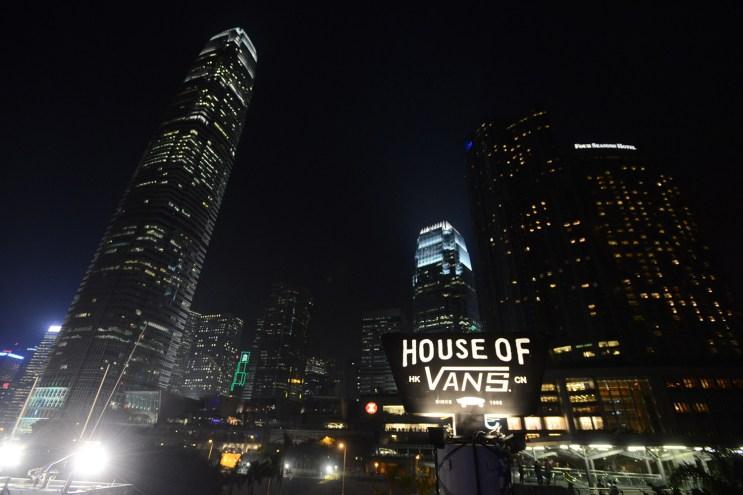 House of Vans 2015 Hong Kong Recap