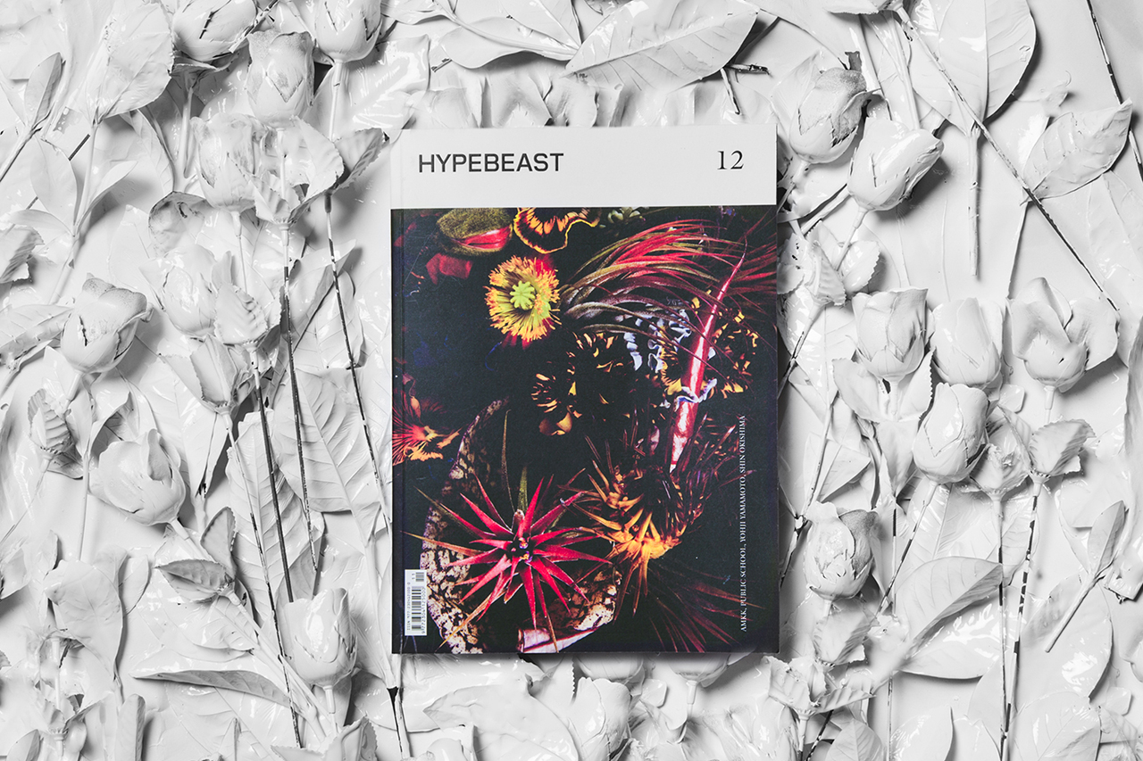 HYPEBEAST Magazine Issue 12: The Enterprise Issue