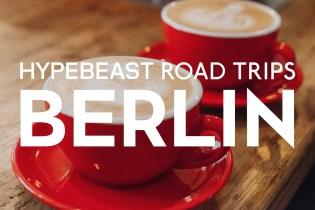 Road Trips Berlin: Friedrichshain-Kreuzberg Café Guide