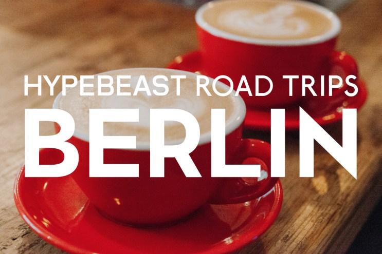 HYPEBEAST Road Trips Berlin: Friedrichshain-Kreuzberg Café Guide