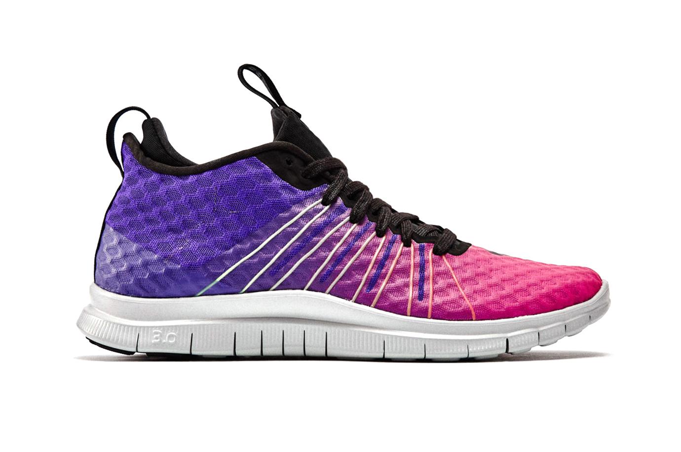 """Nike Free Hypervenom II """"Vivid Purple"""""""