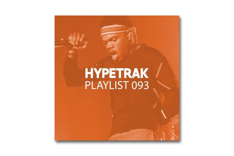 HYPETRAK Playlist 093