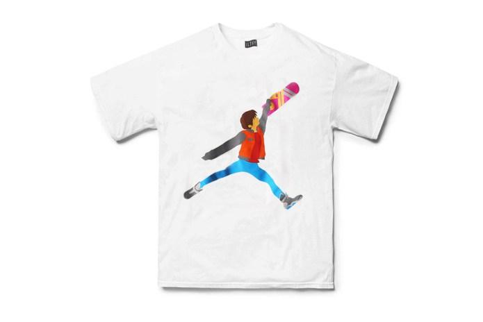 """iLTHY """"Air McFly"""" T-Shirt"""