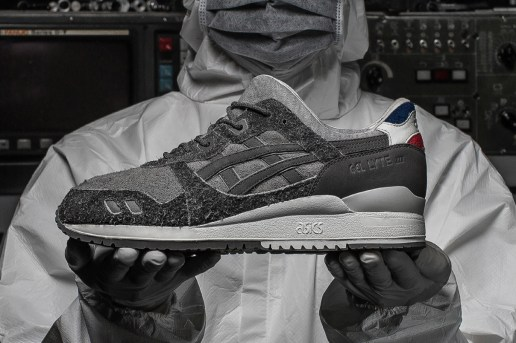 "INVINCIBLE x ASICS Tiger GEL-Lyte III ""Formosa"""