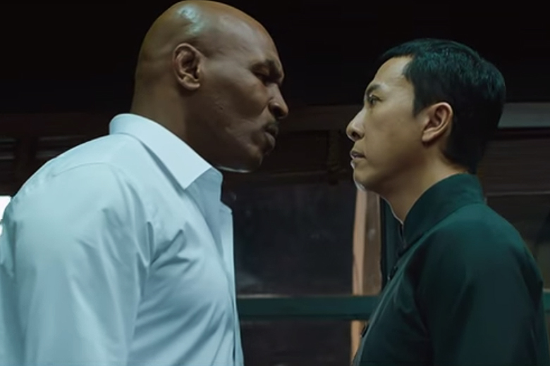 'Ip Man 3' Teaser Trailer Starring Mike Tyson