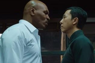 'Ip Man 3' Teaser Trailer Starring Mike Tyson