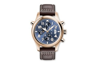 "IWC Schaffhausen Pilot's Watch Double Chronograph Edition ""Le Petit Prince"""