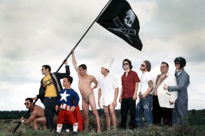 The 'Jackass' Crew Reunites to Celebrate Their Favorite Stunts