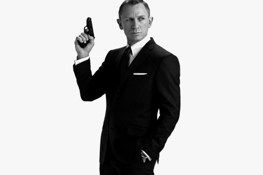 The History of James Bond in Graphs