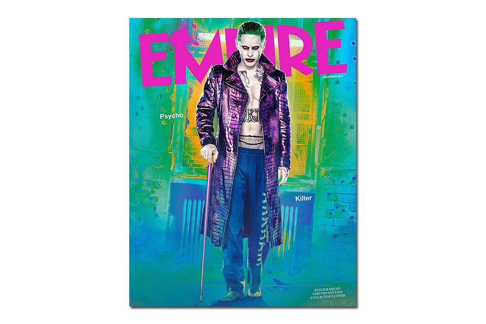 The Cast of 'Suicide Squad' Covers 'Empire' Magazine
