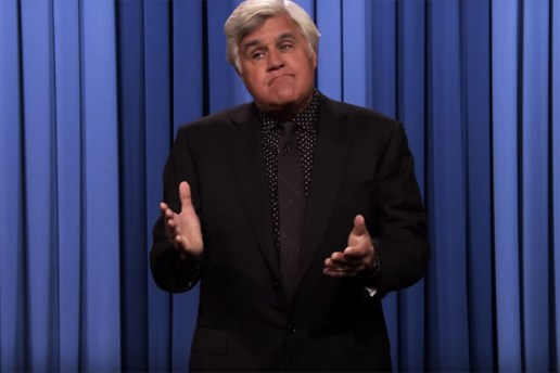 Jay Leno Returns to 'The Tonight Show'