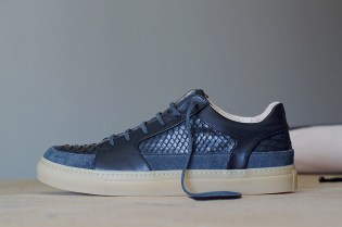 "JBF Customs Terrazzo Low ""Black Python"""