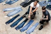 New Report Shows Jeans Sales Are Rapidly Declining