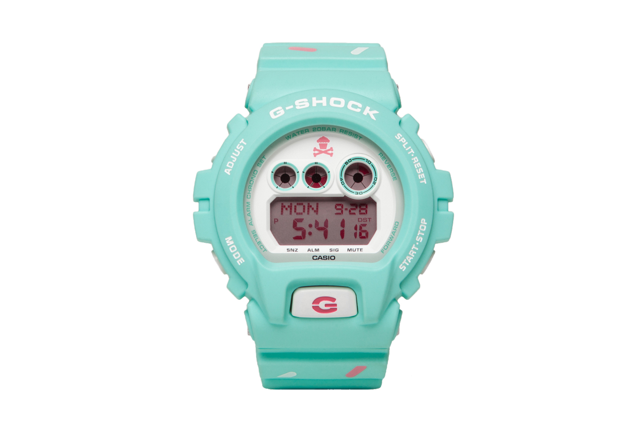 Johnny Cupcakes x G-SHOCK's Sweet Collaboration