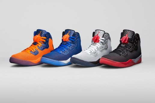Jordan Brand Officially Reveals the New Spike Forty