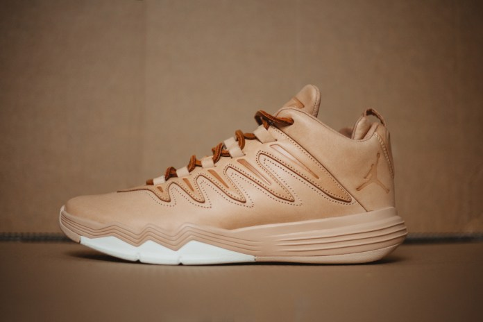 "Jordan CP9 ""Friends & Family"" Vachetta Tan Leather"