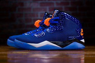 Jordan Spike Forty Deep Royal/Citrus