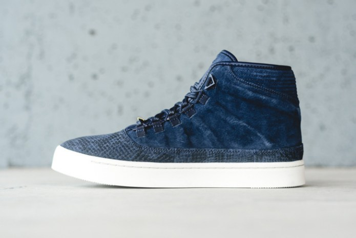 "Jordan Westbrook 0 ""Midnight Navy Suede"""