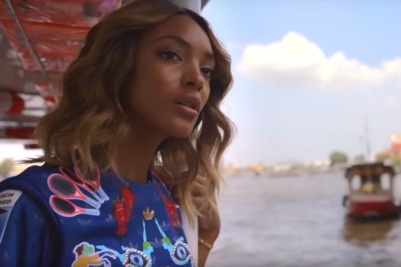 Supermodel Jourdan Dunn Takes You on a Foodie's Tour of Thailand