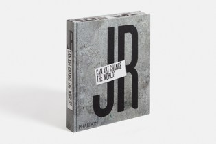 'JR: Can Art Change The World?' Monograph by Phaidon