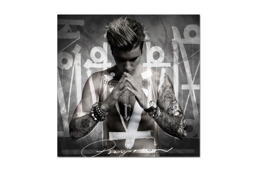 RETNA Designs Justin Bieber's New Album Cover