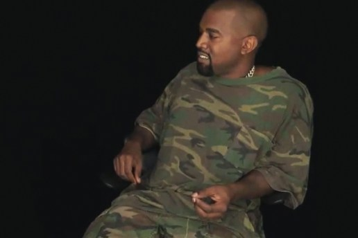 Kanye West's Exclusive SHOWstudio Interview Is Now Available