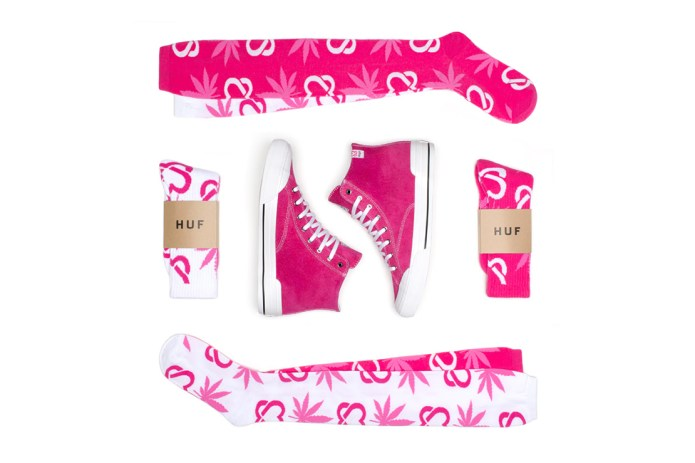 Keep A Breast Foundation x HUF 2015 Collection