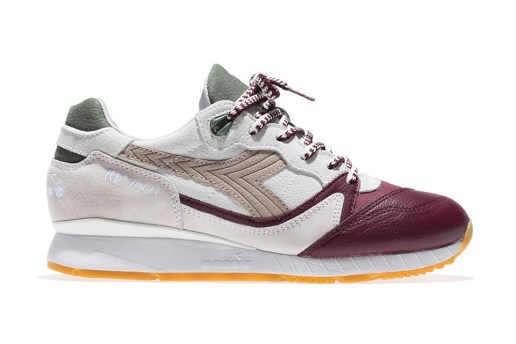KITH Partners With Uber for Ronnie Fieg x Diadora RF7000 Release