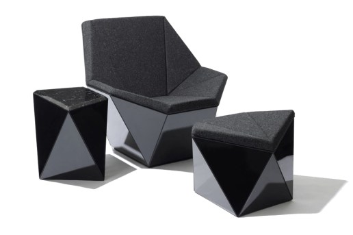 "Knoll ""Washington Prism"" Furniture Collection by David Adjaye"