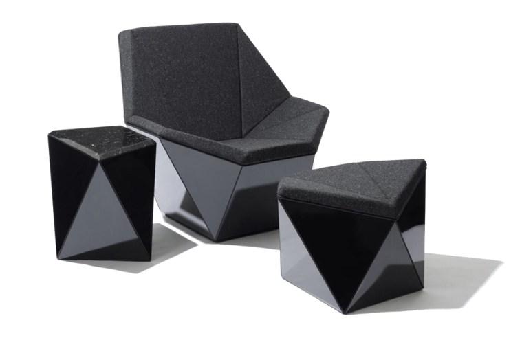 "Knoll ""Washington Prism"" Furniture Collection by David Adjaye"
