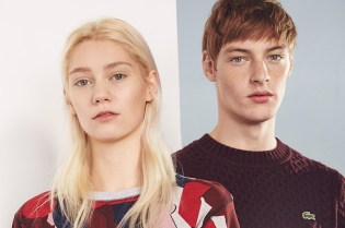 Lacoste L!VE 2015 Fall/Winter Lookbook