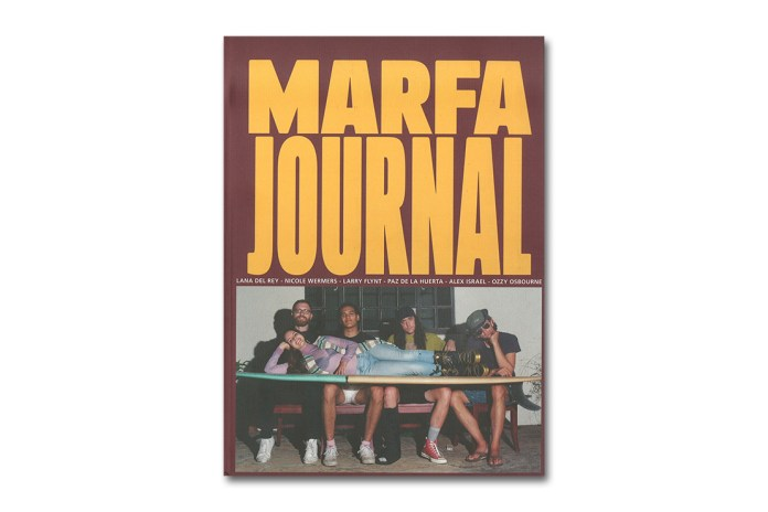 Lana Del Rey Goes Camping With 'MARFA JOURNAL'