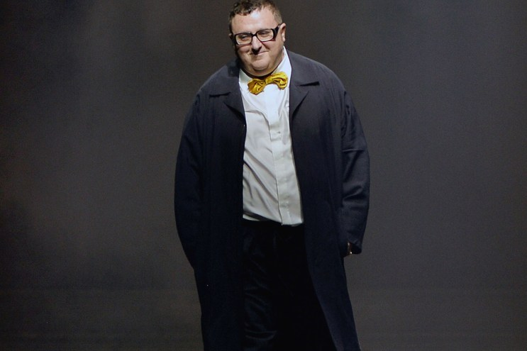 Lanvin Employees Demand Ousted Creative Director Alber Elbaz's Return