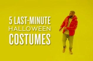 HYPEBEAST's 5 Last-Minute Halloween Costumes