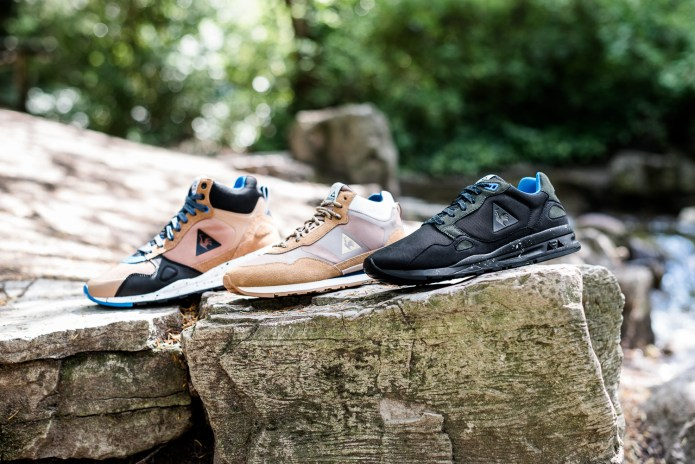 "Le Coq Sportif 2015 Fall/Winter ""Outdoor"" Pack"