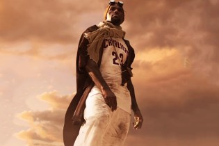 LeBron James, Kyrie Irving & Kevin Love Star in NBA Commercial
