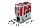 A First Look at the Official LEGO 'Ghostbusters' HQ Set