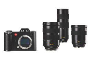 Leica Introduces the All-New 24MP Leica SL Typ 601