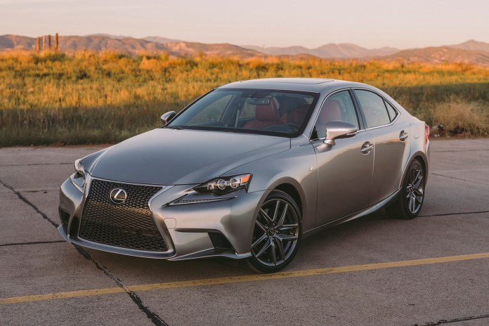 Lexus IS 200t F SPORT Is the New Turbocharged Luxury Sports Compact You'll Want