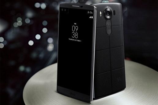 LG Unveils the Dual-Display V10