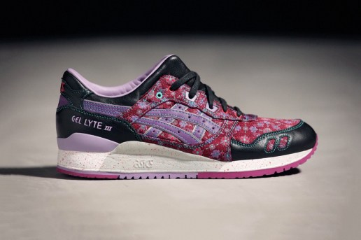"Limited Edt x ASICS Tiger GEL-Lyte III ""Vanda"" Video"