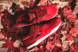 "Livestock x Reebok ""Maple Leaf"" Ventilator"