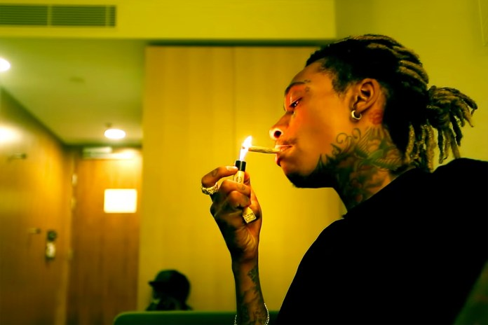 An Inside Look at Living Life Like Wiz Khalifa